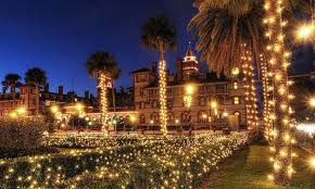 st augustine lights tour 7 ways to see nights of lights 2018 st augustine fl