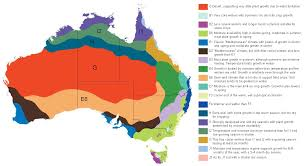 Climate Map Australia And Tasmania Climate Map U2022 Mapsof Net