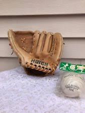 Hutch Baseball Gloves Hutch Right Handed Thrower Baseball Softball Gloves U0026 Mitts Ebay