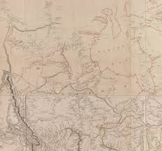 The Map Of North America by File A Section Of The Map Of The Map Of North America Aaron