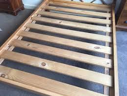 solid queen bed frame beds gumtree australia hobart city