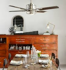 Dining Room With Ceiling Fan by 63 Best Ceiling Fans Desk Fans Outdoor Decor Images On Pinterest