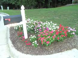 Mailbox Flower Bed 1196 Sq Ft