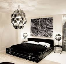 bedroom glamorous bedroom decoration with cool chandelier plus glamorous bedroom decoration with cool chandelier plus wrought iron bed frames also black bedding decor
