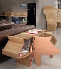 animal shaped furniture pieces for the most adorable interior decors