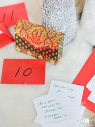 12 days of box of traditions for couples family
