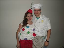 halloween costumes 2010 cupcake and baker honey on my spoon
