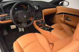 2017 maserati granturismo coupe sport stock m1883 for sale near
