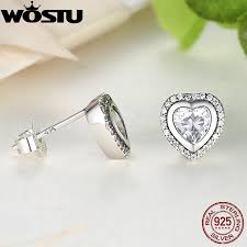 original earrings online shop original 925 sterling silver sparkling stud