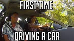 Driving Meme - first time driving a car youtube
