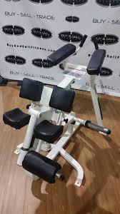 the best used gym equipment for glutes u0026 hams