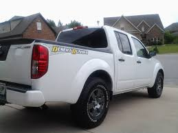 nissan frontier nerf bars new frontier owner from bama nissan frontier forum
