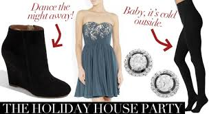 what to wear to holiday parties party dresses