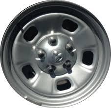 rims for 2013 dodge ram 1500 stl2449 dodge ram 1500 wheel steel silver 1uc54s4aaa