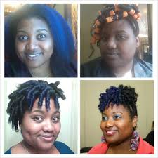 ththermal rods hairstyle twisted updo rod set curls derby city naturals