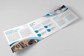 cosmos corporate tri fold brochure template 000661 template catalog