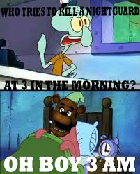 Tough Spongebob Meme - fnaf memes spongebob image memes at relatably com