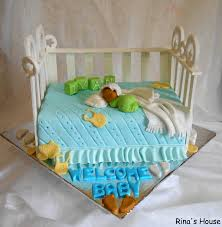 welcome home baby shower baby bump cakecentral