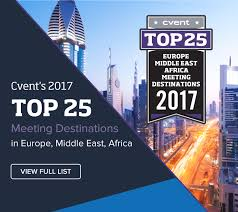 2017 cvent s top 50 meetings destinations in the united states