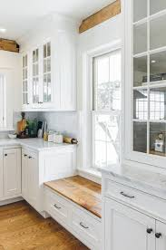white kitchen cabinets with wood beams 4 dreamy white and wood kitchens to learn from