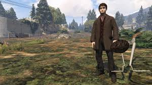 Harry Potter Adventure Map Harry Potter Character Package Add On Ped Gta5 Mods Com