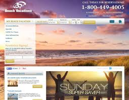 Rent A Beach House In Myrtle Beach Sc by River Oaks Resort Sister Websites