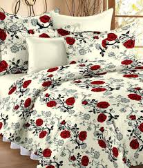 Bombay Dyeing Single Bed Sheets Online India Ahmedabad Cotton Double Cotton Floral Bed Sheet Buy Ahmedabad