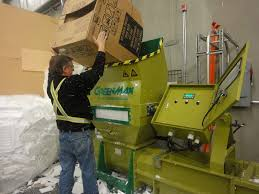 furniture package recycling management