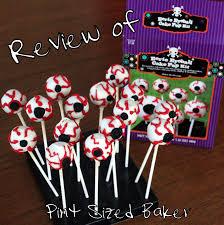 review of target u0027s eerie eyeball cake pop kit pint sized baker
