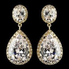 Sparkly Chandelier Earrings Bridal Earrings The Ivory Room Drop Earrings Wedding