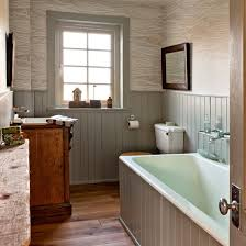 Traditional Bathroom Designs Bathroom With Tongue And Groove Panelling Traditional Bathroom
