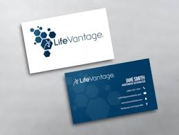 lifevantage business cards free shipping