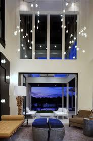 Lighting For High Ceilings Lighting For High Ceilings Living Room Modern With Area Rug