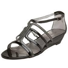 ak anne klein women u0027s asif gladiator flat sandal visit the image