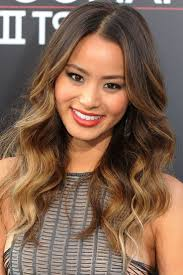 light hair colors for dark hair two tone hair color dark on top light on bottom best rated home