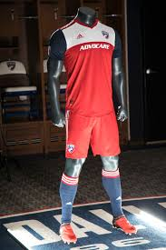 New Jersey State Flag Colors Fc Dallas Unveil New Primary Jersey For 2018 Season Mlssoccer Com