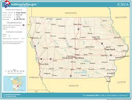 state of iowa map file national atlas iowa png wikimedia commons