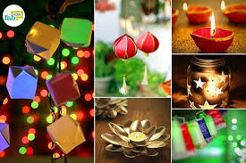 Up Decorations Best Diy Decoration Ideas To Brighten Up Your Homes This Diwali