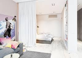 bedroom divider curtains dazzling curtain room divider home designing