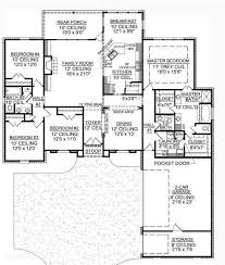 home plans with courtyards 653718 1 story country with a courtyard entry house