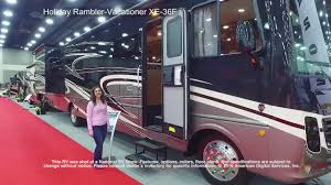 holiday rambler vacationer xe 36f youtube