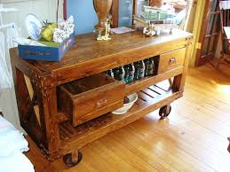 oak kitchen islands rustic reclaimed wood kitchen island with stools u2014 emerson design