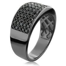 black wedding rings for him best 25 black wedding rings ideas on black