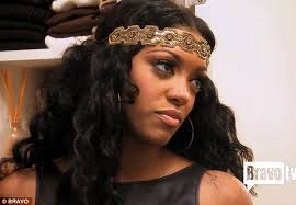 what type of hair does porsha stewart wear real housewives of atlanta star porsha stewart reveals she isn t
