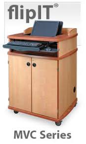 Lectern Desk Computer Podiums Lecterns Laptop Stand Up Desks Smartdesks