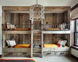 Log Bunk Bed Plans Rustic Bunk Beds These Are The Best Bunk Bed Ideas For My