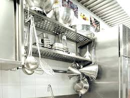 meuble cuisine inox professionnel cuisine professionnelle inox awesome plan de travail professionnel