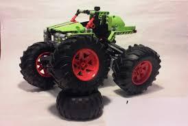 model 42054 monster truck lego technic mindstorms u0026 model