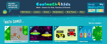 review of coolmath4kids a games u0026 learning portal for kids below 12