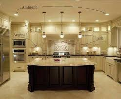 Kitchen Ambient Lighting Kitchen Design Let There Be Light